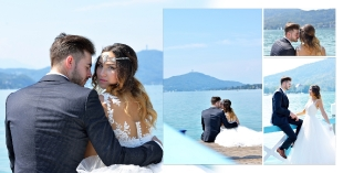 Wedding album Darius&Larisa 3.09.2016