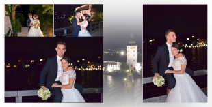 Wedding album David&Alina  Austria